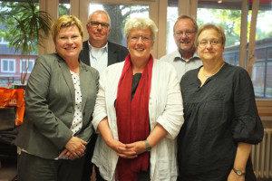 Vorstand Förderverein Bothfelder Kulturtreff e.V. ab 8. Juni 2015