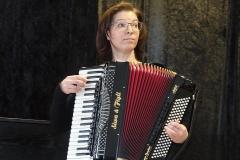Szilvia Csaranko, Musikerin