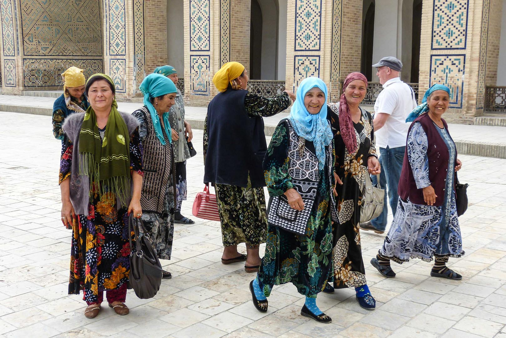 Naqshbandi Grabstätte - Buchara - Usbekistan