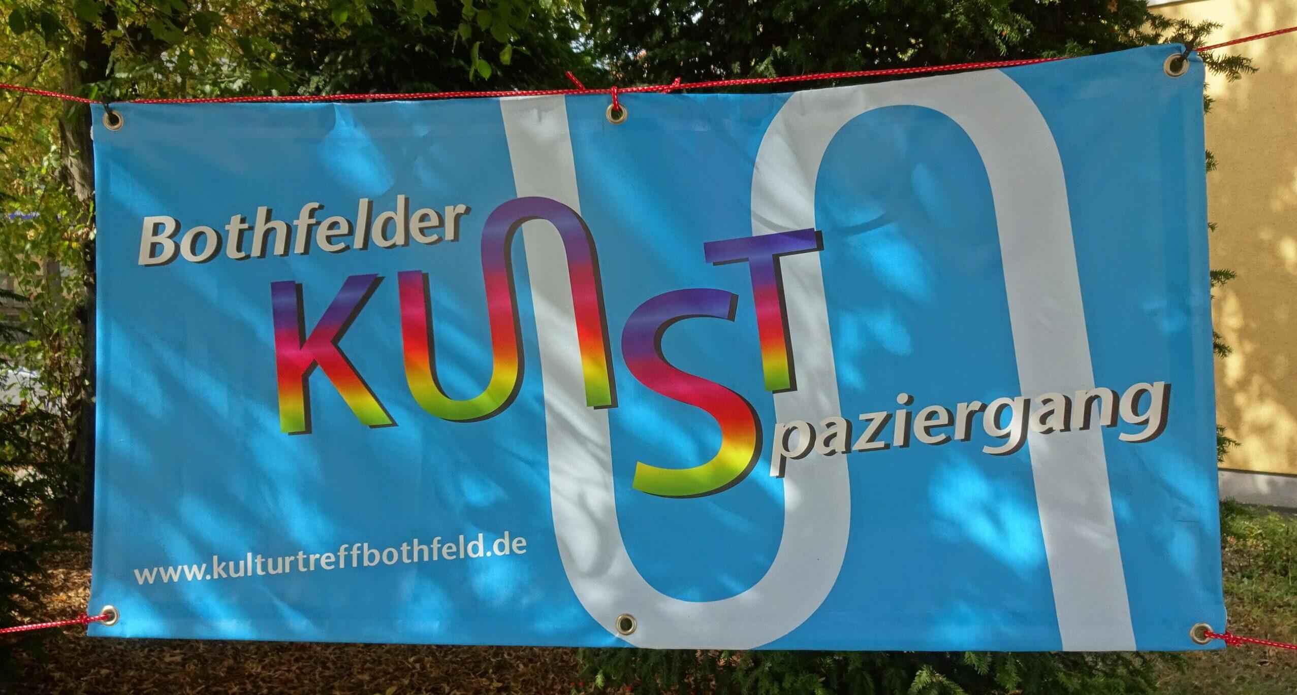 Überblicksausstellung: Künstler*innen des Bothfelder Kunstspaziergangs